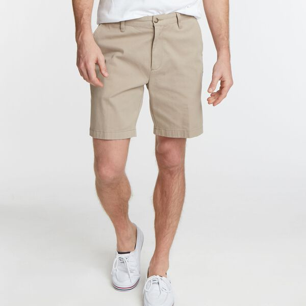 Big & Tall Classic Fit Deck Shorts - True Khaki