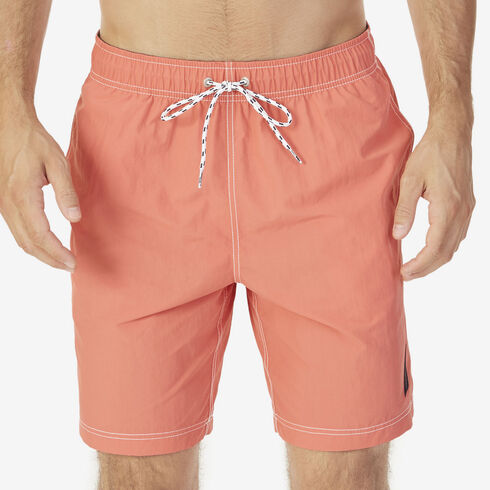"8.5"" Performance Swim Short - Spiced Coral"
