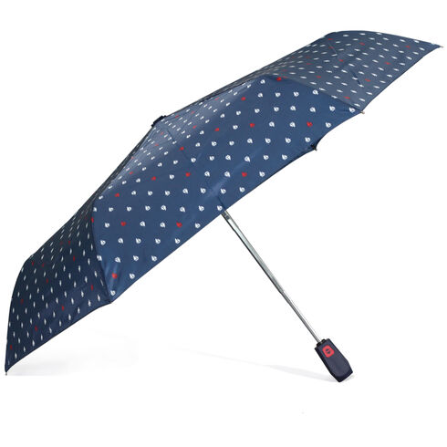 Large Auto-Open Umbrella - Navy