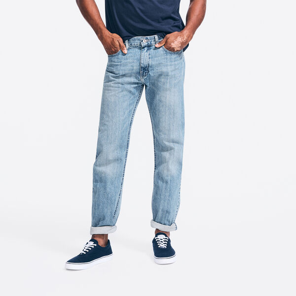 RELAXED FIT DENIM - Lakeshore Wash