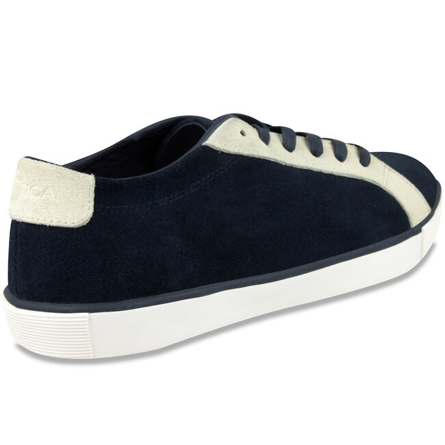 Chatfield Sneakers - Blue Suede,Nite Sea Heather,large