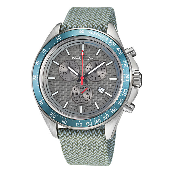 SUSTAINABLY CRAFTED OCEAN BEACH CHRONOGRAPH WATCH - Multi