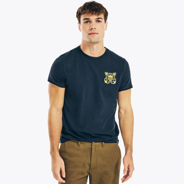 RESCUE DIVISION GRAPHIC T-SHIRT - Navy