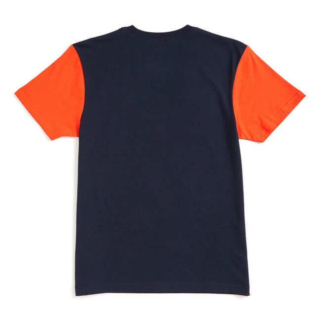 Toddler Boys' Levy NS-83 Ocean Challenge Tee (2T-4T),Sport Navy,large