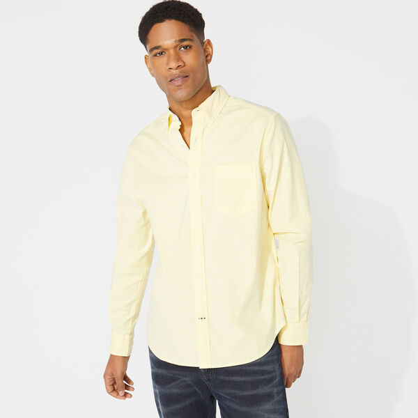 CLASSIC FIT OXFORD SHIRT - Sunshine