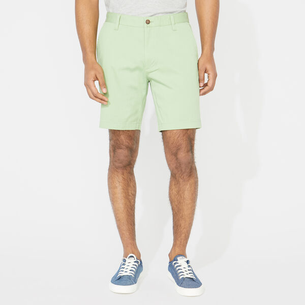 "8.5"" CLASSIC FIT DECK SHORTS - Olive"
