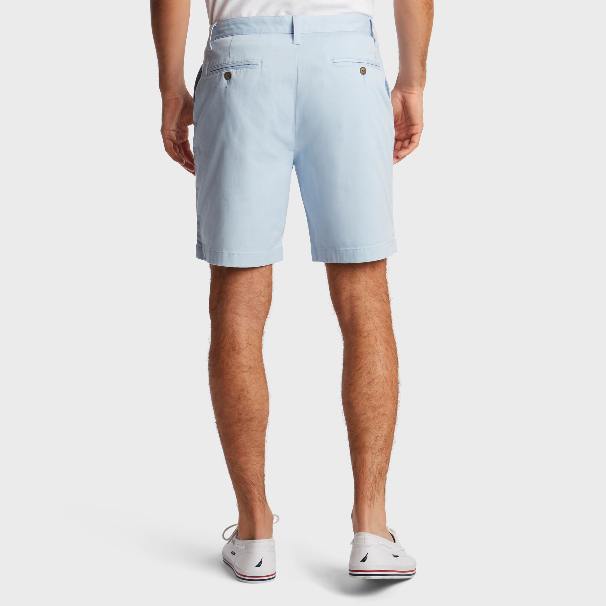 Nautica-Mens-8-5-034-Classic-Fit-Deck-Short-With-Stretch thumbnail 32