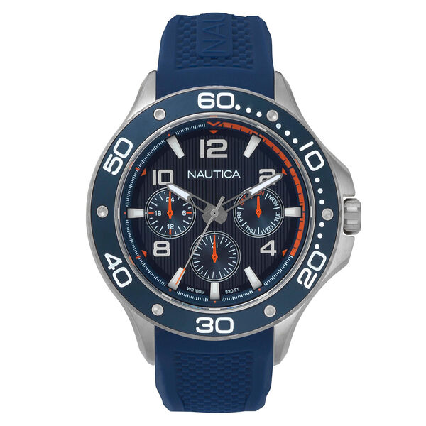 Pier 25 Multifunction Watch - Navy - Navy