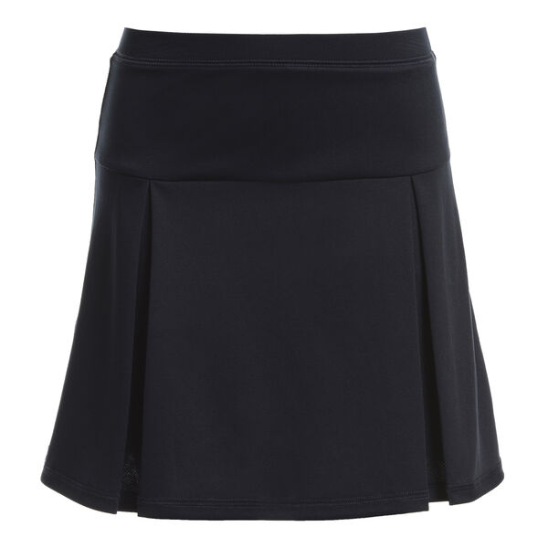 GIRLS' PLEATED SCOOTER SKIRT (7 - 16) - Crystal Bay Blue