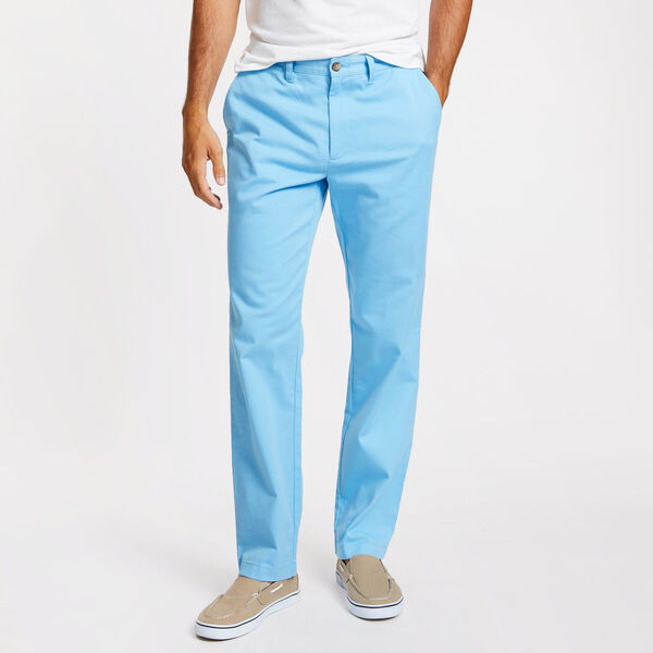 Classic Fit Deck Pant - Silver Lake Blue