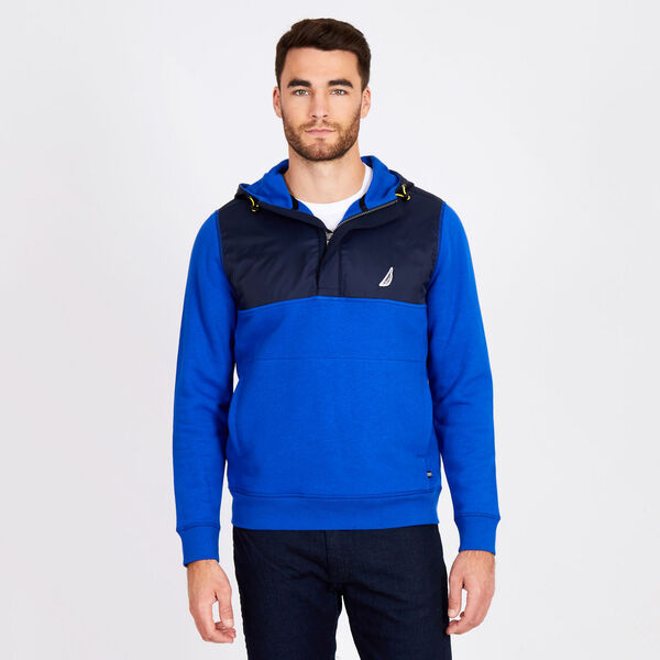 Tech Fleece Pullover Hoodie - Bright Cobalt