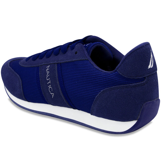 Boyle Sneakers,Navy,large