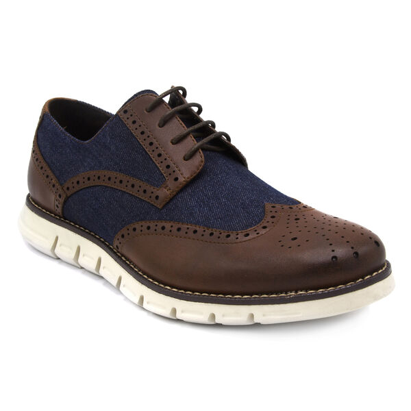 Wingdeck Oxfords - Navy Dusk