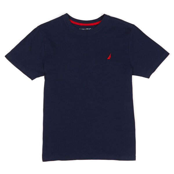 TODDLER BOYS' COAST CREWNECK T-SHIRT (2T-4T) - Sport Navy