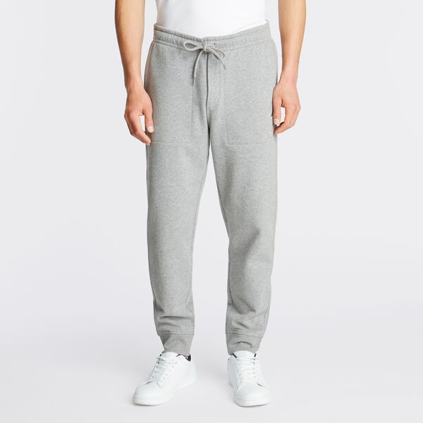 BIG & TALL JOGGER PANT - Stone Grey Heather