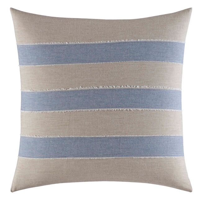 Abbot Heathered Throw Pillow,Military Tan,large