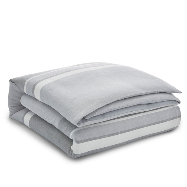 Clearview Gray Comforter & Sham Set,Seal Grey,large