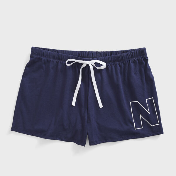 LOGO LOUNGE SHORT - Ice Blue