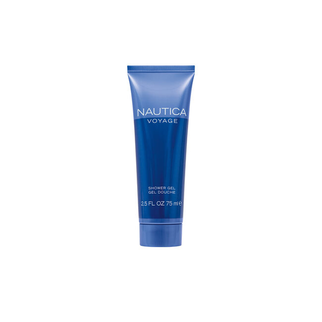 Nautica Voyage 2.5oz Shower Gel Stocking Stuffer,Multi,large
