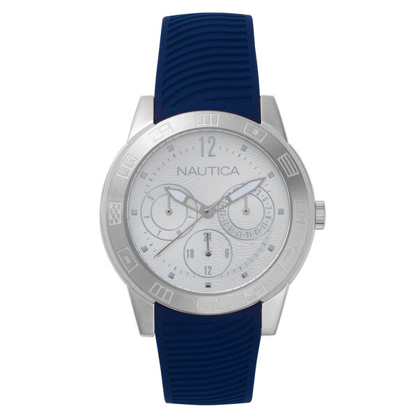 Long Beach Water Resistant Watch - Pure Dark Pacific Wash