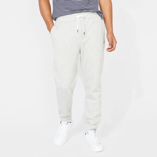 CLASSIC FIT J-CLASS LOGO JOGGER - Grey Heather