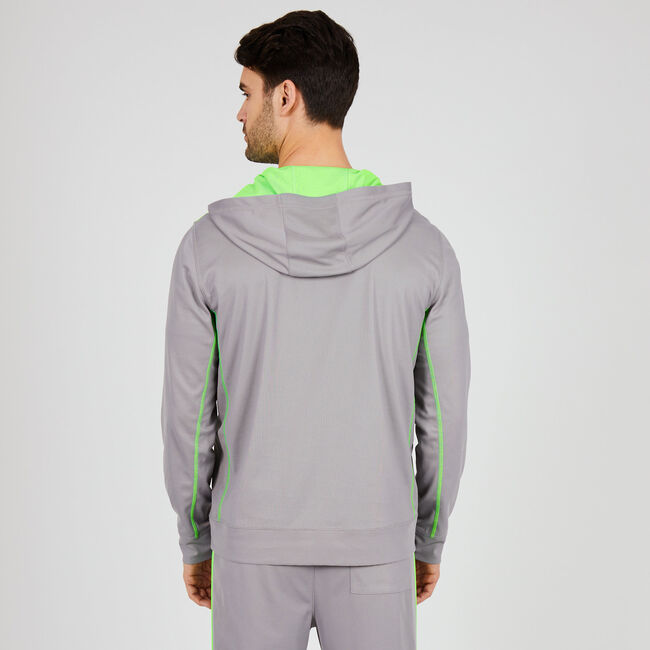 Performance Pullover Hoodie,Moon Rock,large