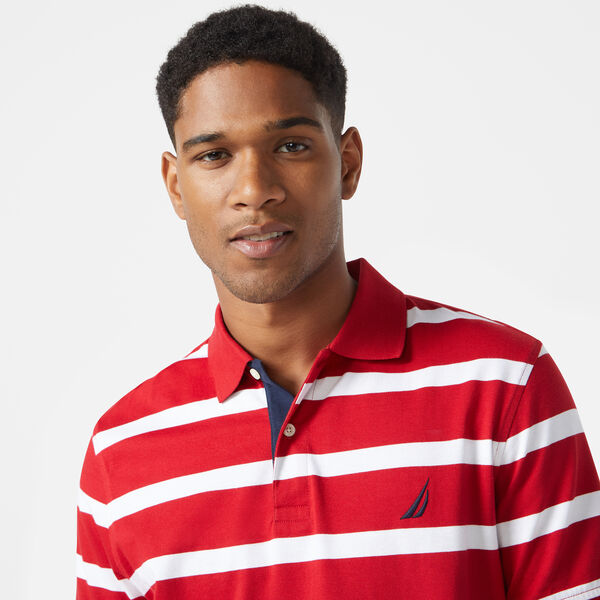 CLASSIC FIT POLO - Nautica Red