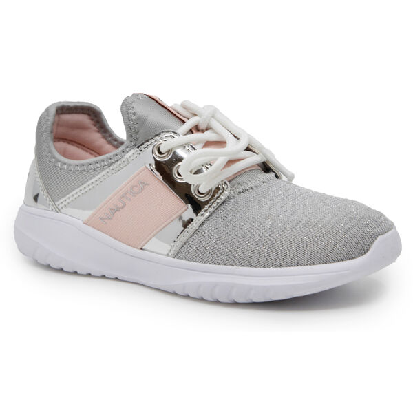 GIRL'S COMFY ALL DAY SNEAKER - Pale Blue