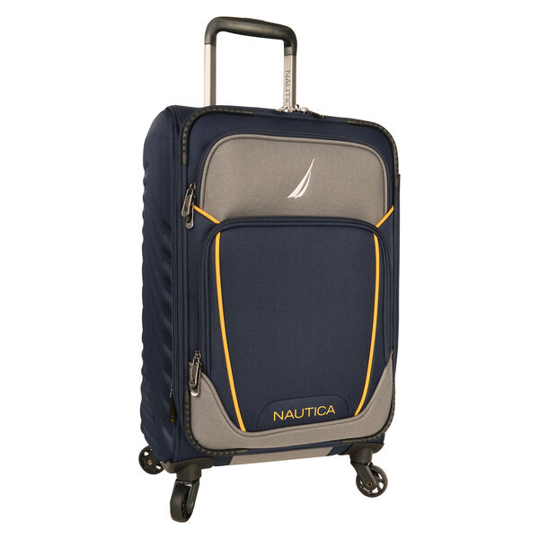 "Dockyard 20"" Expandable Spinner Luggage - Pure Dark Pacific Wash"