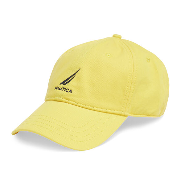 J-Class Logo Baseball Cap - Lemon Chrome