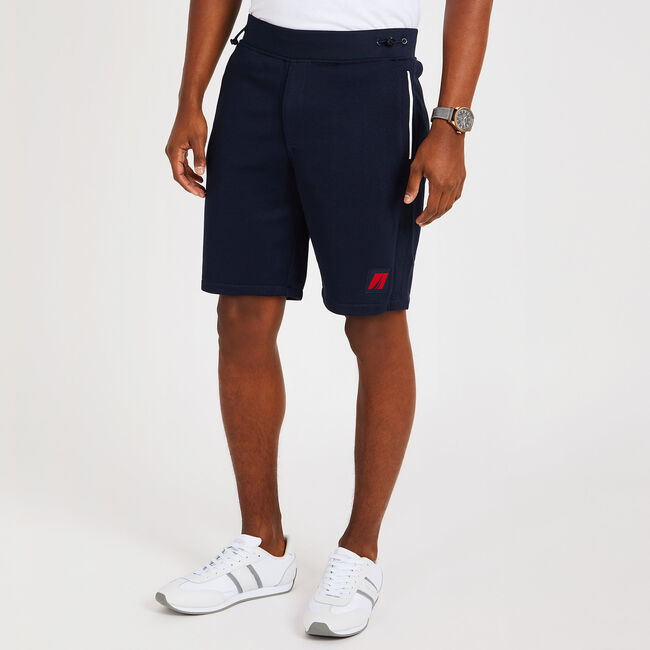 """Active Heritage Shorts - 9"""" Inseam,Navy,large"""