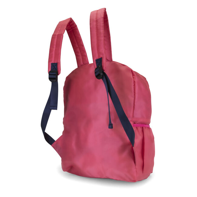 New Tack Packable Backpack,Coral,large