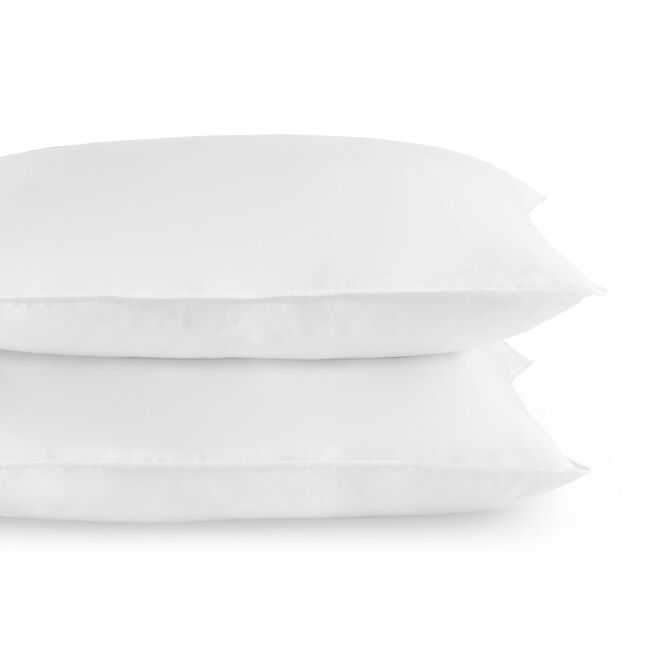 King Down-Like Pillow,Bright White,large