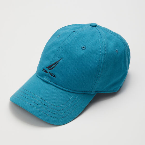 J-CLASS EMBROIDERED CAP - Gulfcoast Blue Heather
