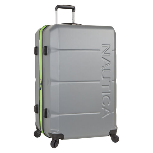 "Marine 28"" Hardside Spinner Luggage - Radial Grey"
