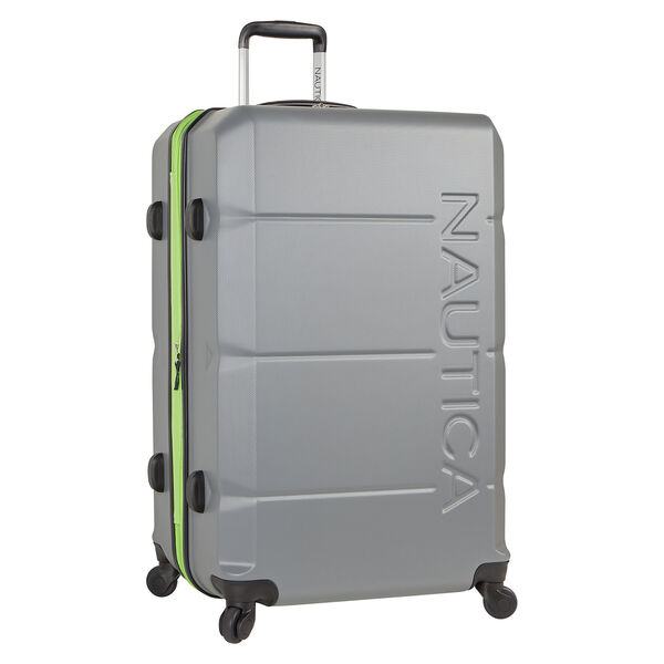Marine Hardside Spinner Luggage - Radial Grey