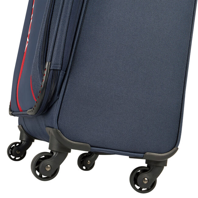 Bounty Expandable Spinner Luggage,Pure Dark Pacific Wash,large
