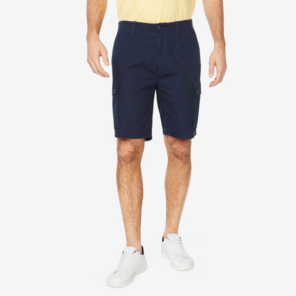"8.5"" CLASSIC FIT RIPSTOP CARGO SHORT - Navy"