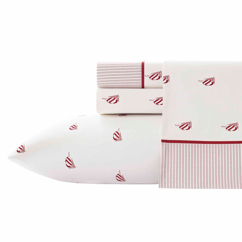 Heritage Spinnaker Sheet Set - Reckoning Red