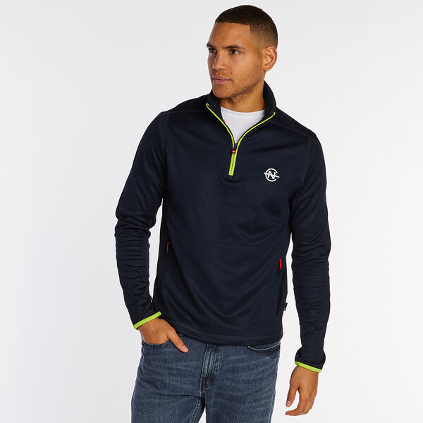 Competition Quarter-Zip Pullover - Pure Dark Pacific Wash