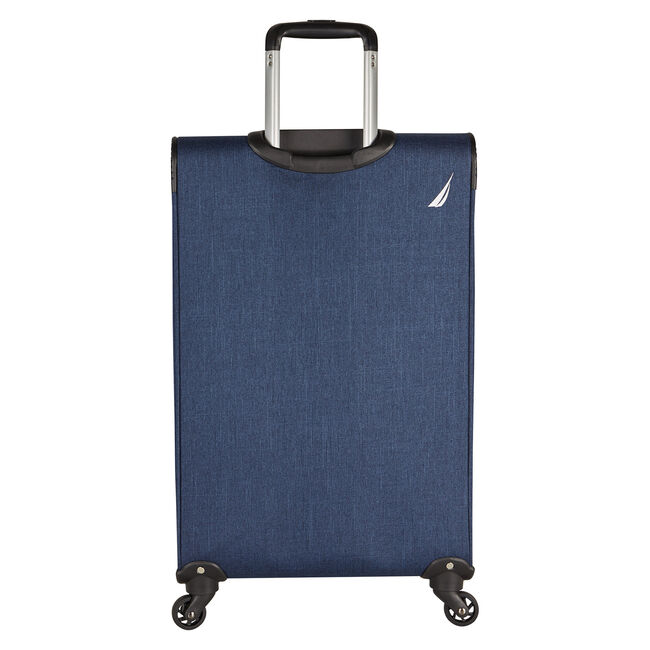 "Expeditor 17"" Expandable Spinner Luggage,Navy,large"