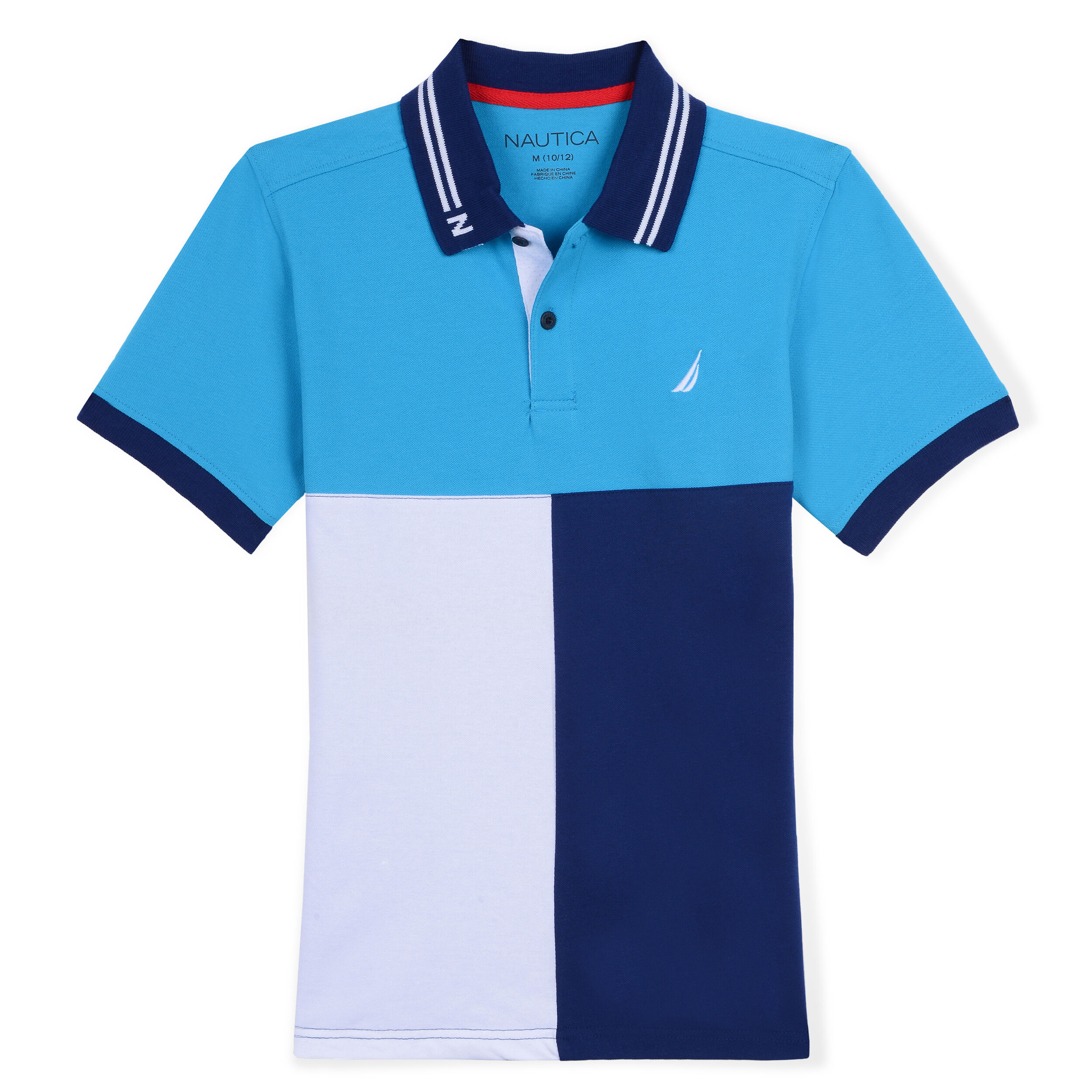 Nautica Toddler Boys/' Stretch Deck Polo 2T-4T
