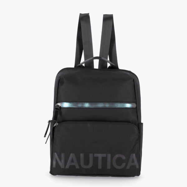 MINI LOGO BACKPACK - True Black