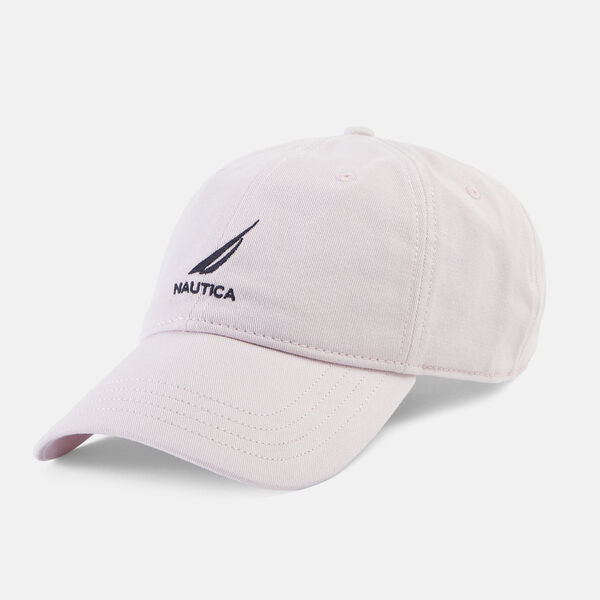 J-CLASS EMBROIDERED CAP - Deep Orchid