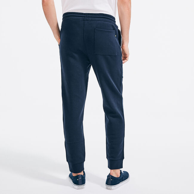 NAUTICA JEANS CO. SIDE-STRIPE JOGGER,Navy,large