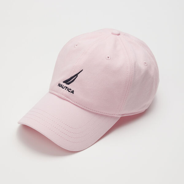 J-CLASS EMBROIDERED CAP - Fancytail Fuschia