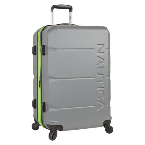"Marine 24"" Hardside Spinner Luggage - Radial Grey"