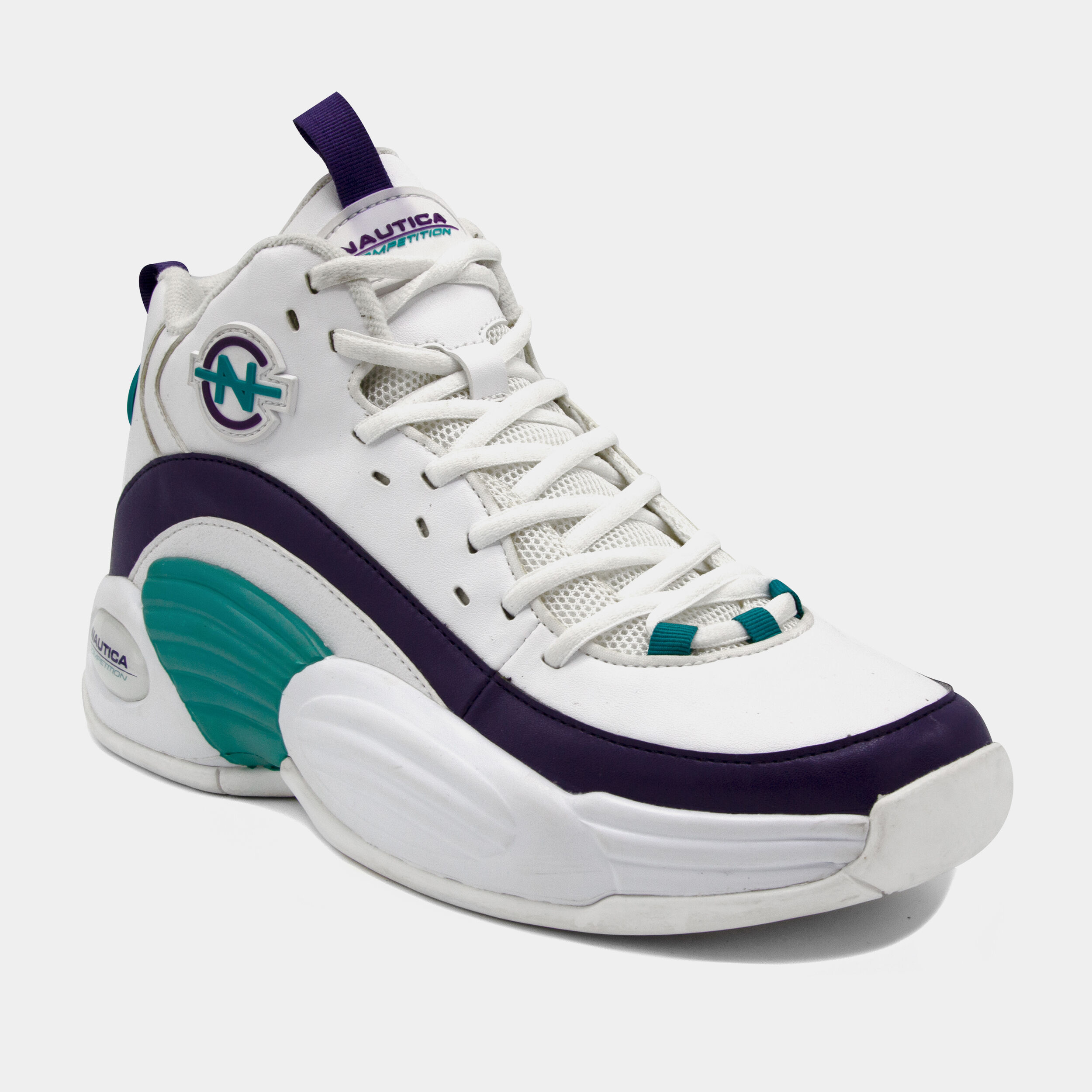 NAUTICA COMPETITION SPARA HIGH TOP IN