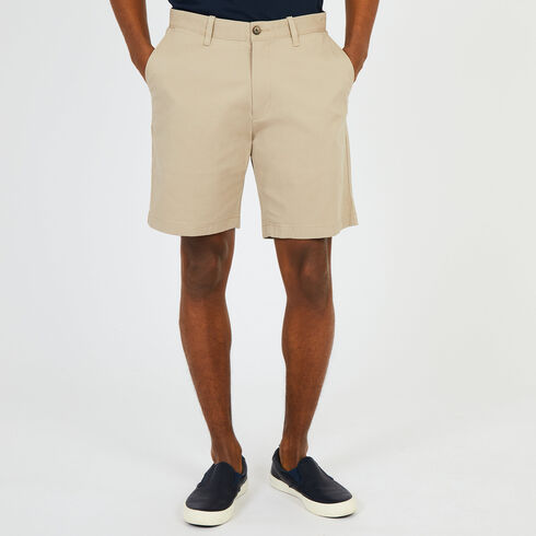 "Anchor Stretch Classic Fit Shorts - 8.5"" Inseam - True Khaki"