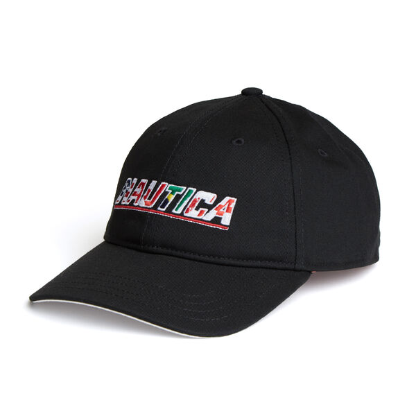 International Baseball Cap - True Black